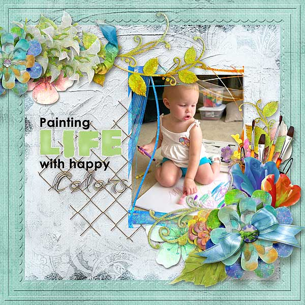 Painting Life In Colors