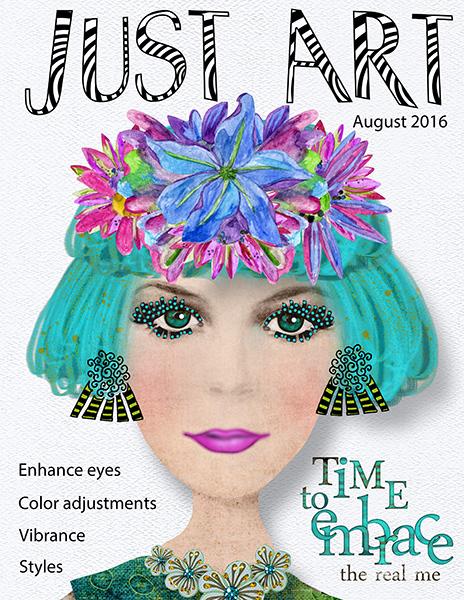 August Doodle Magazine