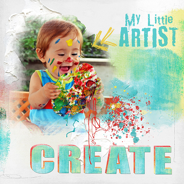 My Little Artist Create