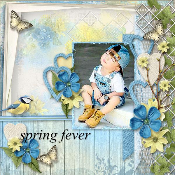 Softly Spring Challenge