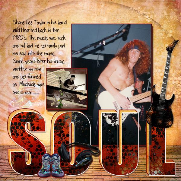 Soul man Shane