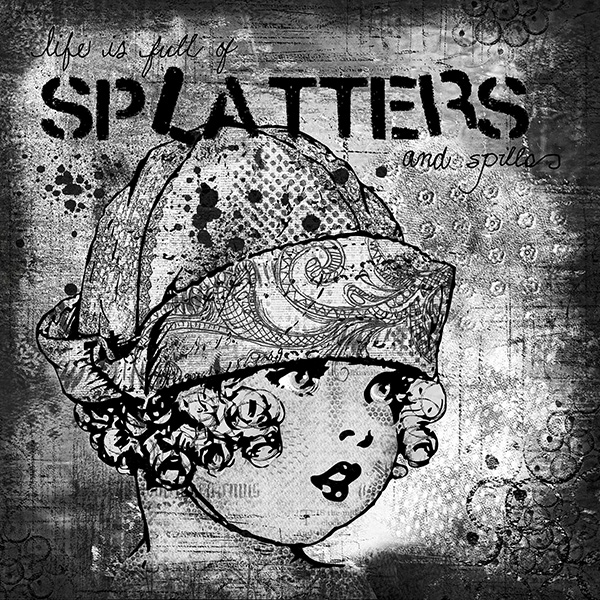 Splatters and Spills